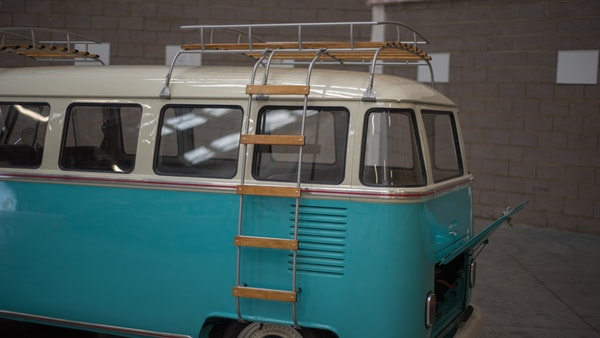 1974 VW Split Screen Micro Bus LHD For Sale (picture 18 of 97)