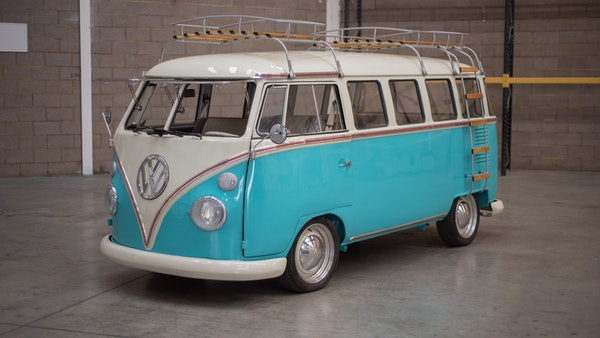 1974 VW Split Screen Micro Bus LHD For Sale (picture 11 of 97)