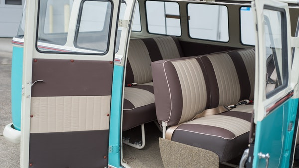1974 VW Split Screen Micro Bus LHD For Sale (picture 37 of 97)