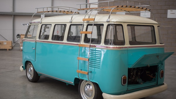 1974 VW Split Screen Micro Bus LHD For Sale (picture 19 of 97)