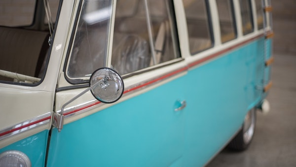 1974 VW Split Screen Micro Bus LHD For Sale (picture 82 of 97)