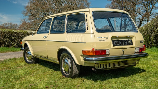 1973 VW 412 LE Variant For Sale (picture 11 of 66)