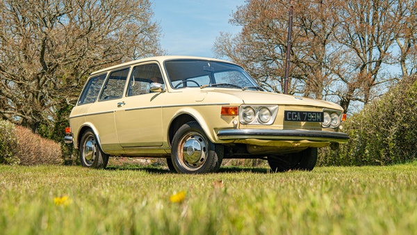 1973 VW 412 LE Variant For Sale (picture 1 of 66)