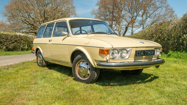 1973 VW 412 LE Variant For Sale (picture 3 of 66)