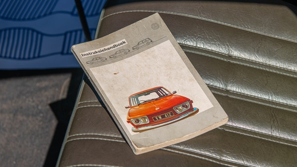 1973 VW 412 LE Variant For Sale (picture 60 of 66)