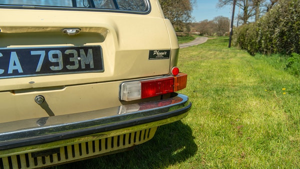 1973 VW 412 LE Variant For Sale (picture 54 of 66)
