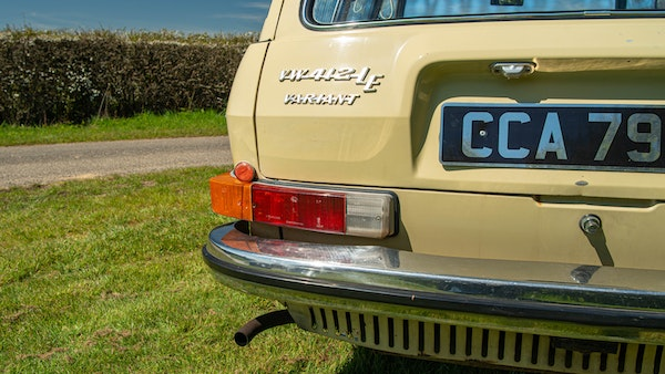1973 VW 412 LE Variant For Sale (picture 53 of 66)