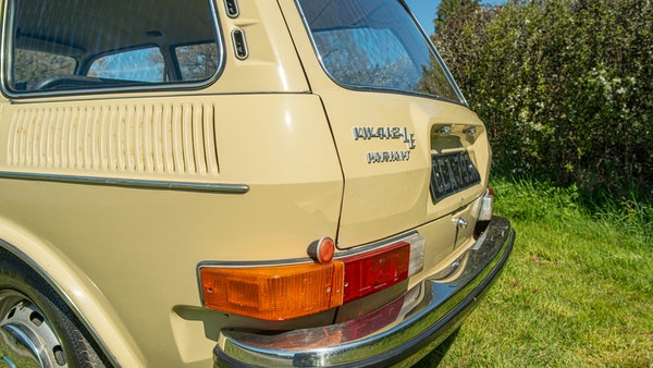 1973 VW 412 LE Variant For Sale (picture 49 of 66)