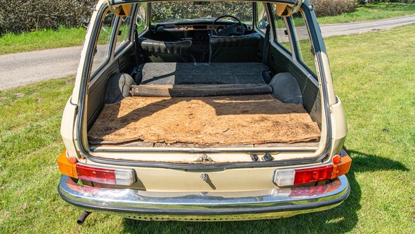1973 VW 412 LE Variant For Sale (picture 58 of 66)