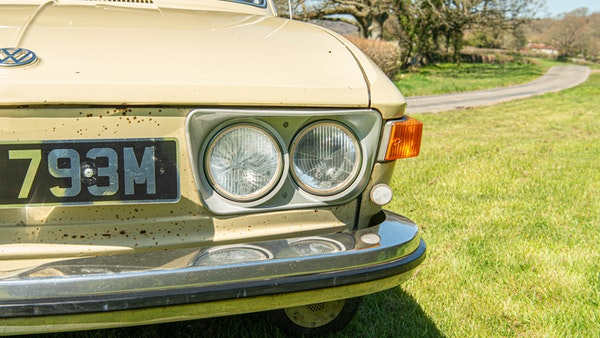 1973 VW 412 LE Variant For Sale (picture 40 of 66)
