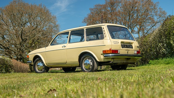 1973 VW 412 LE Variant For Sale (picture 10 of 66)