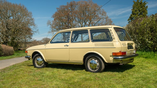 1973 VW 412 LE Variant For Sale (picture 9 of 66)