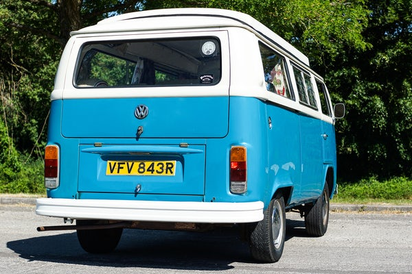 1976 Volkswagen Type 2 Camper - RESERVE LOWERED For Sale (picture 29 of 98)