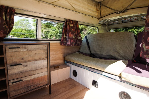 1976 Volkswagen Type 2 Camper - RESERVE LOWERED For Sale (picture 55 of 98)