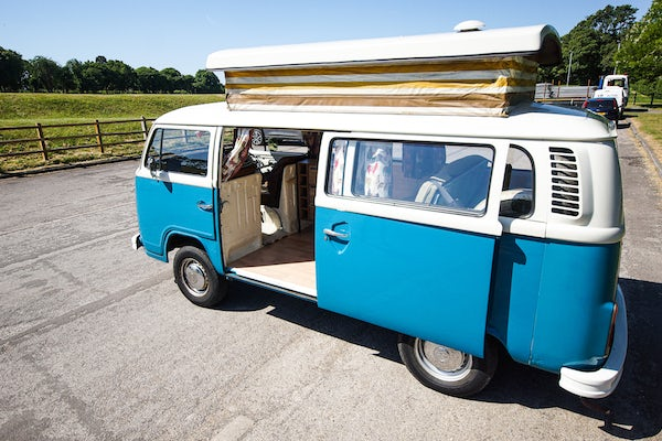 1976 Volkswagen Type 2 Camper - RESERVE LOWERED For Sale (picture 11 of 98)
