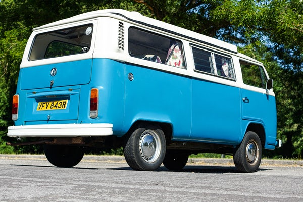 1976 Volkswagen Type 2 Camper - RESERVE LOWERED For Sale (picture 28 of 98)