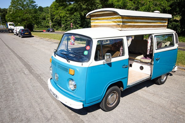 1976 Volkswagen Type 2 Camper - RESERVE LOWERED For Sale (picture 2 of 98)