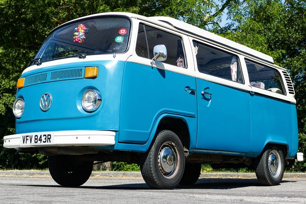 1976 Volkswagen Type 2 Camper - RESERVE LOWERED For Sale (picture 4 of 98)