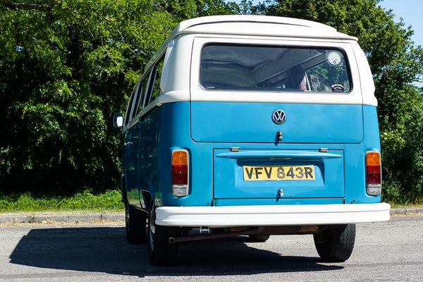 1976 Volkswagen Type 2 Camper - RESERVE LOWERED For Sale (picture 30 of 98)