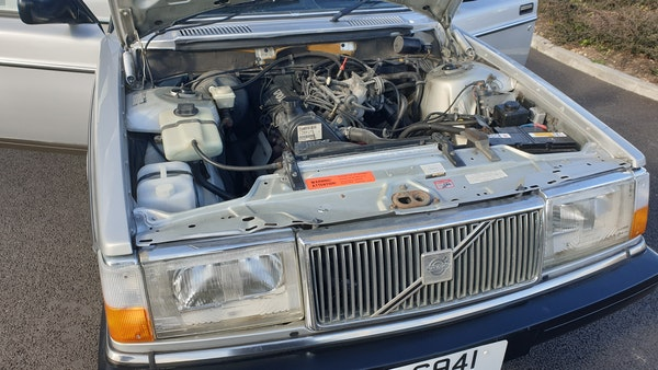 1989 Volvo 240GL For Sale (picture 72 of 103)