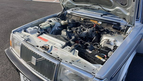 1989 Volvo 240GL For Sale (picture 82 of 103)