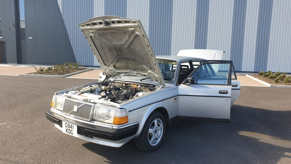1989 Volvo 240GL For Sale (picture 20 of 103)