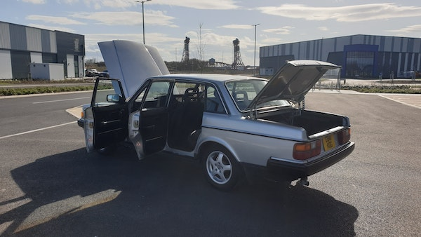 1989 Volvo 240GL For Sale (picture 22 of 103)