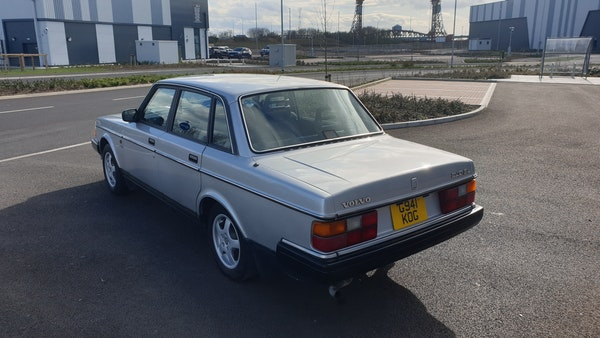 1989 Volvo 240GL For Sale (picture 17 of 103)