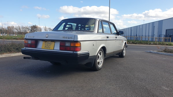 1989 Volvo 240GL For Sale (picture 13 of 103)
