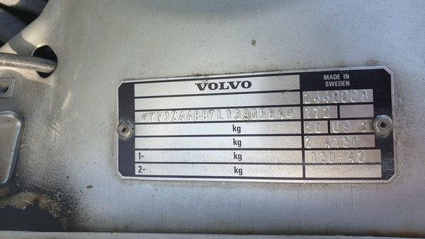 1989 Volvo 240GL For Sale (picture 79 of 103)