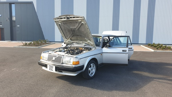 1989 Volvo 240GL For Sale (picture 19 of 103)