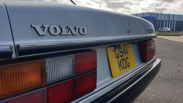1989 Volvo 240GL For Sale (picture 25 of 103)
