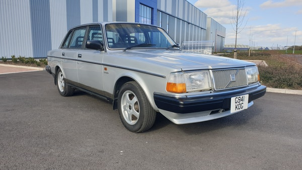 1989 Volvo 240GL For Sale (picture 1 of 103)