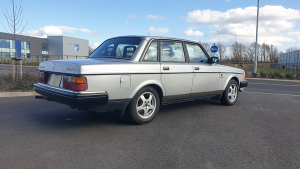 1989 Volvo 240GL For Sale (picture 12 of 103)