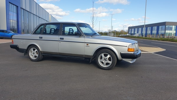 1989 Volvo 240GL For Sale (picture 10 of 103)