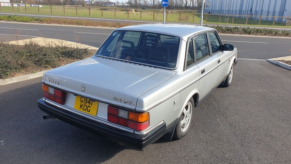 1989 Volvo 240GL For Sale (picture 15 of 103)