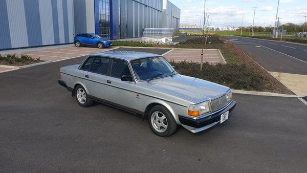 1989 Volvo 240GL For Sale (picture 18 of 103)