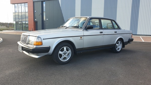 1989 Volvo 240GL For Sale (picture 6 of 103)
