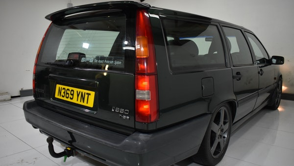 NO RESERVE! - 1995 Volvo 850 T5-R For Sale (picture 9 of 74)