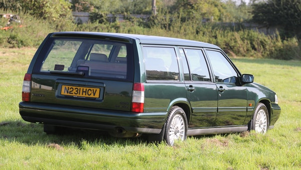 1995 Volvo 960 2.5 GLE For Sale (picture 9 of 233)