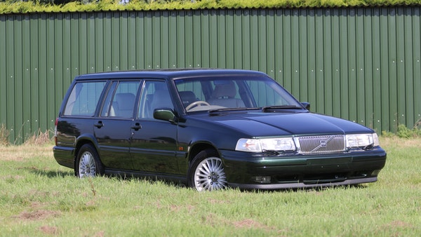 1995 Volvo 960 2.5 GLE For Sale (picture 18 of 233)