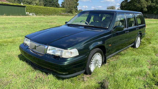 1995 Volvo 960 2.5 GLE For Sale (picture 1 of 233)