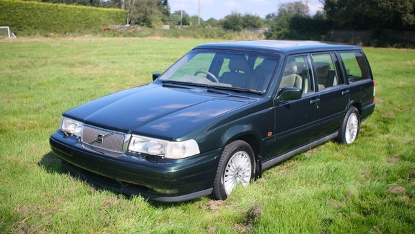 1995 Volvo 960 2.5 GLE For Sale (picture 7 of 233)