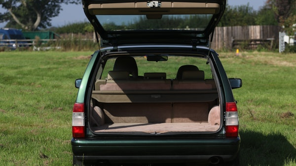 1995 Volvo 960 2.5 GLE For Sale (picture 21 of 233)