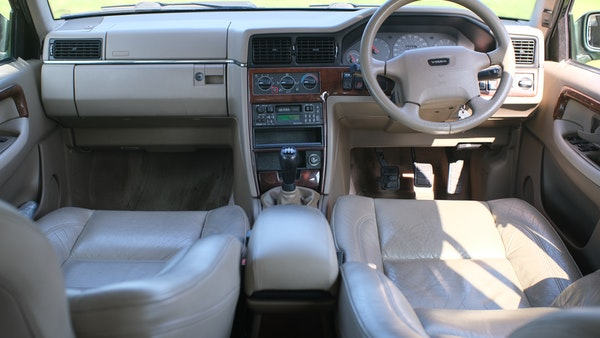 1995 Volvo 960 2.5 GLE For Sale (picture 36 of 233)