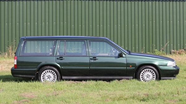 1995 Volvo 960 2.5 GLE For Sale (picture 8 of 233)