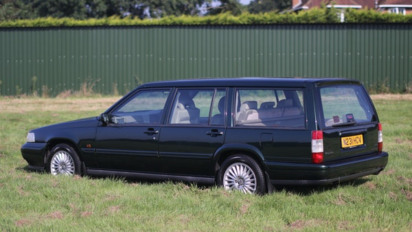 1995 Volvo 960 2.5 GLE For Sale (picture 11 of 233)