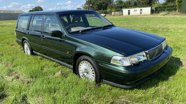 1995 Volvo 960 2.5 GLE For Sale (picture 16 of 233)