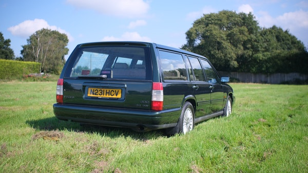 1995 Volvo 960 2.5 GLE For Sale (picture 6 of 233)