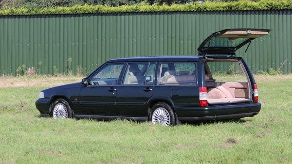 1995 Volvo 960 2.5 GLE For Sale (picture 20 of 233)